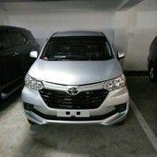 Toyota Avanza E MT Non Abs Silver