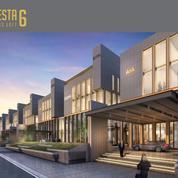Foresta Gedung Kantor 4 Lantai + Parkir Basement BSD