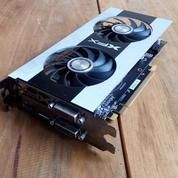 VGA XFX R7770 DOUBLE DISSIPATION 1 GB DDR5