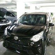 Toyota Calya E MT Non Abs Black