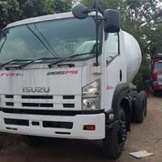 Masuk Lagi Unit Truck Mixer 7 M3 ISUZU GIGA