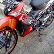 Honda Supra X 125 Plat H