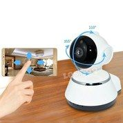 Ip Camera CCTV Mini Wifi P2p Wireless Security Infrared Night - Motion Detect