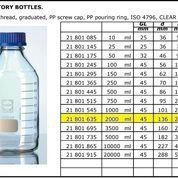 Schott Duran Bottles Laboratory Glass 2000ml