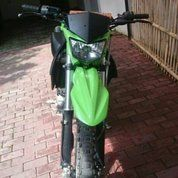 Kawasaki KLX 250cc Siap Pakai