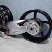 Pro Arm Ducati Full Set Sama Velg Dan Komplit Sesuai Gambar