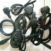 Kabel Power Lubang 3 ORI