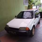 Suzuki Amenity Thn 91 Mulus Kinclong