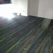 Karpet Tile Motif Garis Minimalis