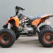 ATV MOTOR 125cc Madix - Orange