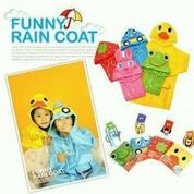 Jas Hujan Anak / Children Rain Coat