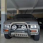 Nissan Terano Istimew Silver Stone