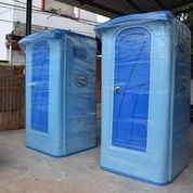 Toilet Portable BioRich, Toilet Fiberglass - Anti Korosi