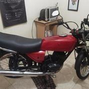 Kawasaki Binter Gto 110 (Motor Juara)
