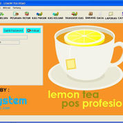 Lemon Tea POS Profesional