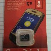Micro SD 8Gb Baru