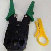 Tang Crimping, Crimpibg Tools RJ45