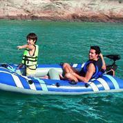 Ruber Boat Hydro-Force Raft X2 Perahu Karet Bestway Murah
