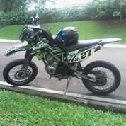 Kawasaki Klx 150 Cc Supermoto
