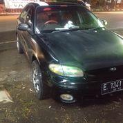 Hyundai Accent GLS 2000 MT Plat E Siap Pakai Km Rendah Asli