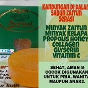 Sabun Herbal Zaitun Serasi