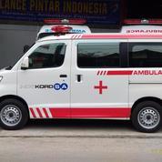 Karoseri Resmi Ambulance Daihatsu