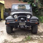 Si Ganteng Jeep CJ-7 1979