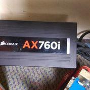 PSU Pure Corsair AX760i 760W Modular 80 PLUS Platinum Top-Tier