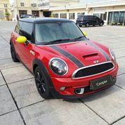 Mini Cooper S Turbo 2013 Merah Metalik