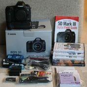 Canon EOS 5D Mark III 22.3MP