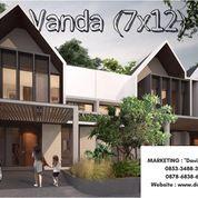 Rumah Medan SHM (Vanda 7x12)