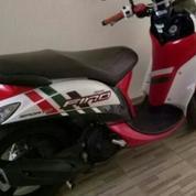 Motor Yamaha Fino 2014