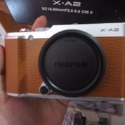 Fujifilm Xa2 Kit 16-50mm Brown Mirrorless