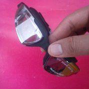 Kacamata RENANG Fashionable - NYAMAN - Frame Chrome - Ready COD TMII