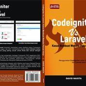 Buku Laravel Dan Codeigniter Membuat Website Pencari Kerja