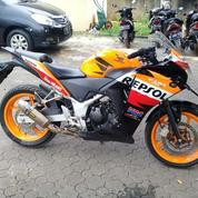 Honda CBR 250cc Repsol 2012 Akhir