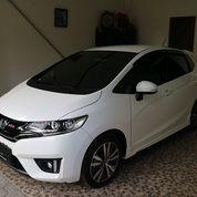 Jazz RS Th 2015 Pmk Asli Bali Manual Warna Putih Mobil Simpanan
