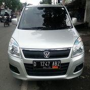 SUZUKI Karimun Wagon R GL MT 2014 Silver