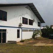 Gudang Jl.Raya Narogong, Cibinong - Bogor (Ukuran 7800 M2)