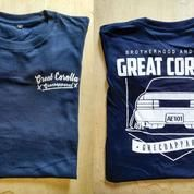 Kaos Great Corolla || Kode 12