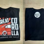 Kaos Great Corolla || Kode 13