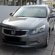 Honda Accord VtiL 2.4 At 2010 Silcer Stone Metalik