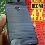 Softcase Slim Carbon Xiaomi Redmi 4A