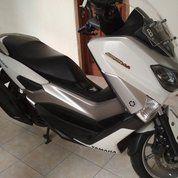 Yamaha Nmax Thn 2015 Warna Putih