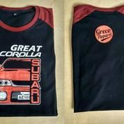 Kaos Great Corolla || Kode 15