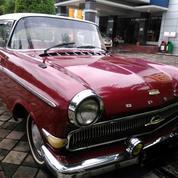 Opel Kapitan P2, Tahun 1961