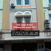 Ruko Depan Pasar Modern BSD Tangerang. Strategis. Akses Tol