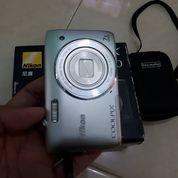 Camera Digital Nikon Coolpix S3400 Original