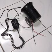 Sirine Motor 6 Suara + Microphone