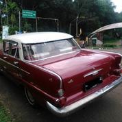 OPEL Kapitan P2, Tahun 1961. Bandung